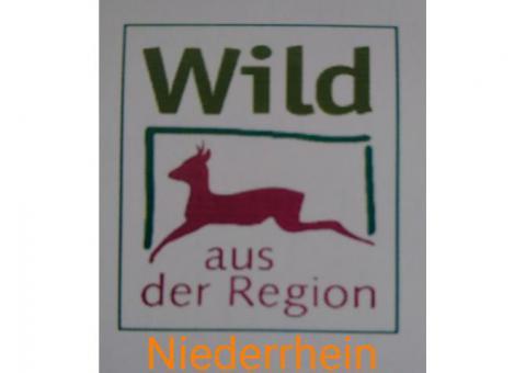 Wild aus der Region Niederrhein