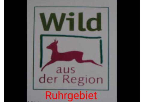 Wildfleisch aus der Region Ruhrgebiet